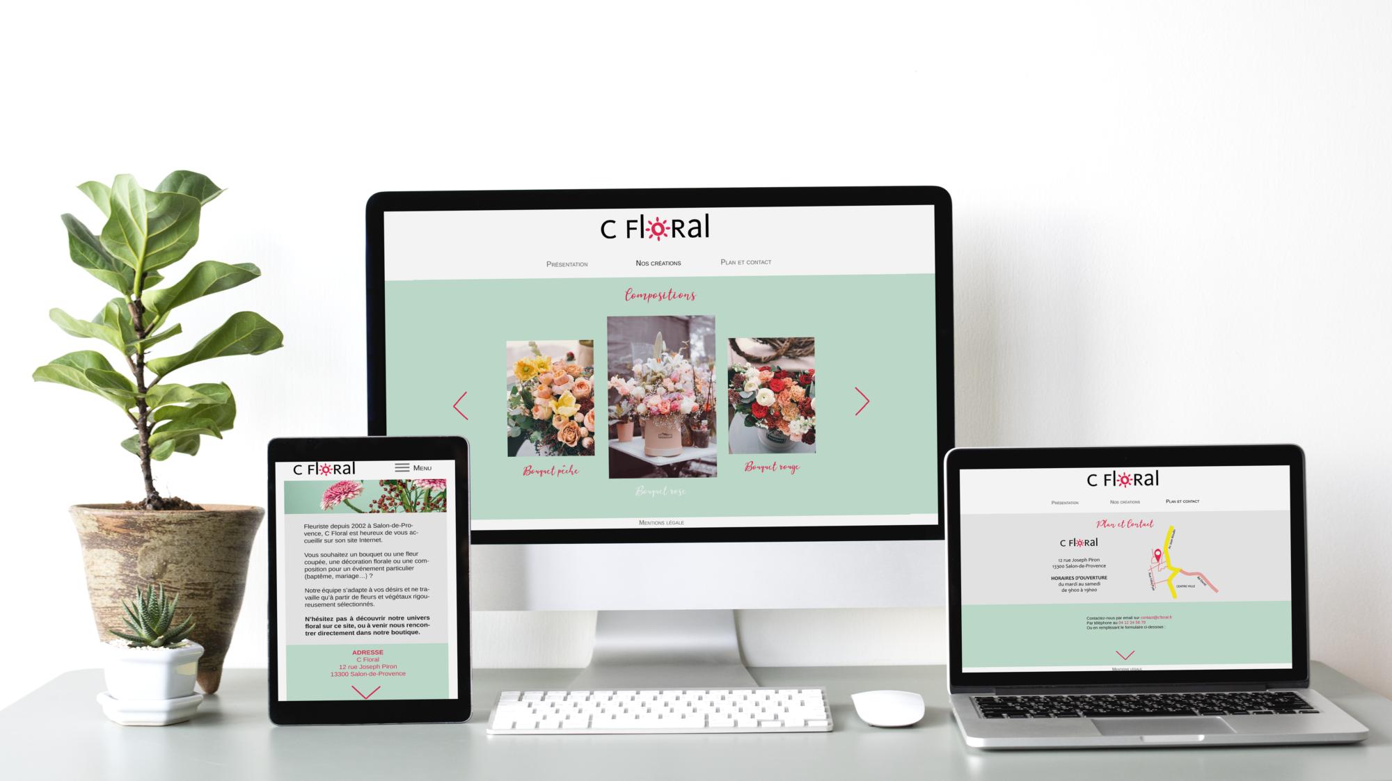 site-internet-cfloral