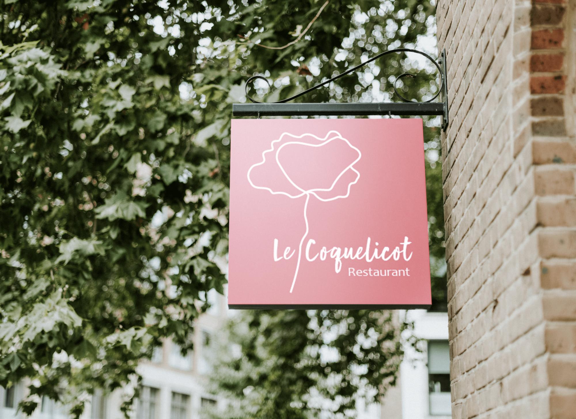 Logo-restaurant-le-coquelicot